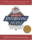 img - for The Art of SpeedReading People book / textbook / text book