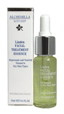 Alchemilla Linden faciale essence de traitement 0.5fl/oz