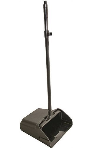 Pro Dust Pan - MintCraft Pro 2239 Dust Pan Lobby Commercial, Black
