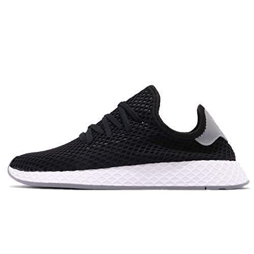 Adidas Men Deerupt Runner, Black/White Black/White