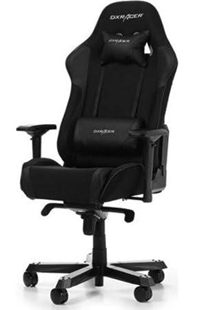 Dxracer Gaming Stuhl Ohks11n K Serie Schwarz Das Original Von