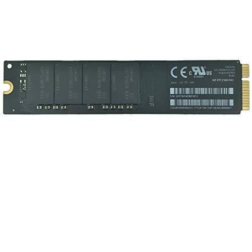 Timetec OEM MZEPC256HBFU-000A2 256 GB Compatibel voor Apple Mini SATA mSATA III 6 Gb/s SSD Flash voor MacBook Air Mid…