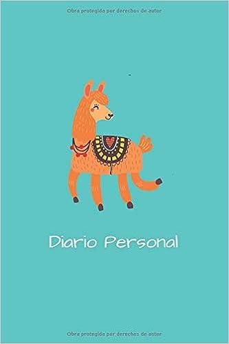 Amazon.com: Diario Personal: 110 Páginas para apuntar tu Día ...