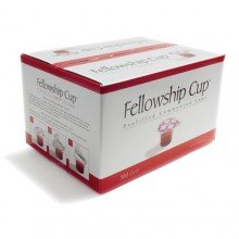 Communion Fellowship Cup Juice/Wafer-500 Sets (500 Pack)