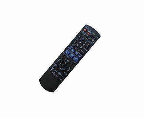 Compatible Used Replacement Remote Control for Panasonic DMR-EA18 DMR-EA18K DMR-ES35VS DVD VCR Recorder Player -  HCDZ, HCDZ-X16475
