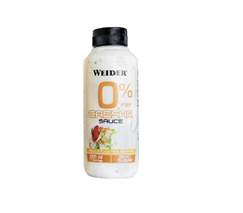 Weider - Sauce 0% fat - Sabor Kétchup - 6 botes x 265 ml: Amazon.es: Salud y cuidado personal
