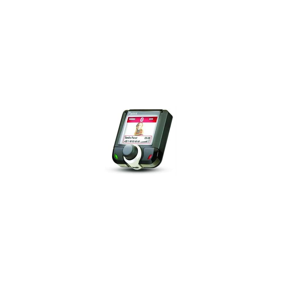 Parrot Ck3200 Bluetooth Hands Free Car Kit w. Color LCD   Remanufactured