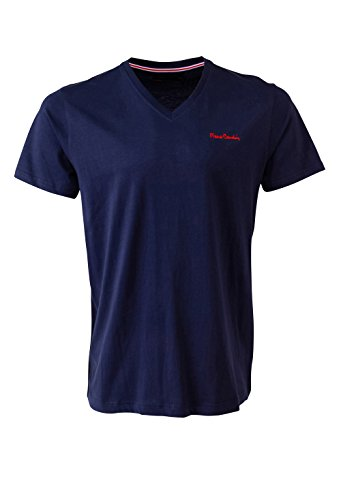 pierre-cardin-mens-new-season-essential-classic-fit-v-neck-t-shirt-xl-navy