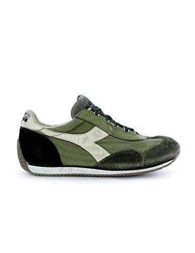 Per Diadora Equipe E Sw Donna Heritage Sneakers Verde Dirty Uomo