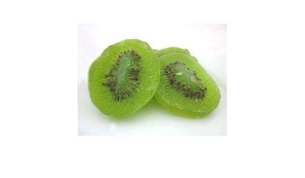 Kiwi corte de frutas cortadas secas 1700 gramos de Yunnan (云南猕猴桃干片): Amazon.es: Hogar