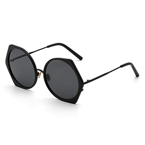 Des Harajuku C Femme Couleur soleil Nouvelles Femme de Lunettes Soleil lunettes B Protection Sport Polygon de Retro xSx1Ff