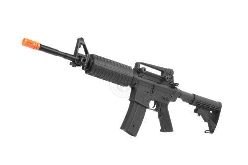 jg m4a1 carbine full metal airsoft aeg rifle w/ mosfet chip(Airsoft Gun)