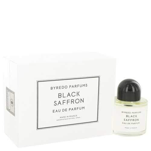 Byrédó Black Saffron by Byrédó Eau De Párfúm Spray (Unisex) 3.4 oz (Saffron Perfume)