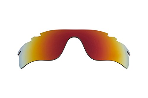 Best SEEK Polarized Replacement Lenses for Oakley VENTED RADAR PATH Red - Radar Path Oakley Fire Iridium Lenses