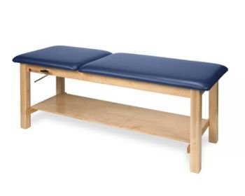 Armedica AM-616 H-Brace Wooden Exam Treatment Table with ...