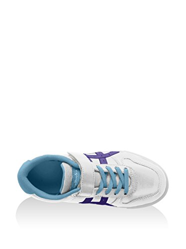 ONITSUKA TIGER by ASICS Sneakers Bambina Bianco Viola Pelle AG498