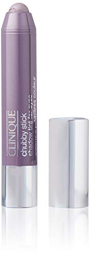 Clinique Chubby Stick Shadow Tint for Eyes, No. 09 Lavish Lilac, 0.1 Ounce