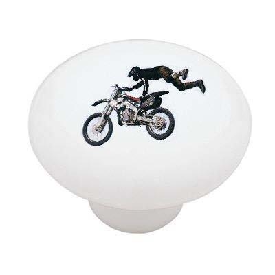 motorcross-stunts-decorative-high-gloss-ceramic-drawer-knob