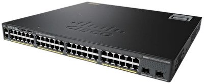 Cisco Catalyst 2960X-24TS-L / WS-C2960X-24TS-L Ethernet Switch * 24 Ports - Manageable - 24 x RJ-45 - 4 x Expansion Slots - 10/100/1000Base-T - Desktop, Rack-mountable