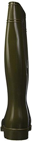 Nora Antonia - Calzado de protección de goma para mujer verde Size: Verde
