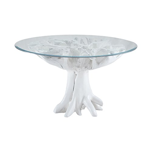 Dimond Home 7011-004 Teak Root Entry Table, 54