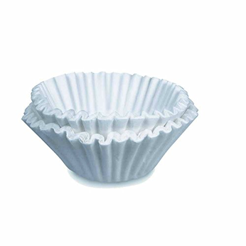 BUNN Coffee Filters, 10/12-Cup Size, 100 Filters/Pack BCF100-B