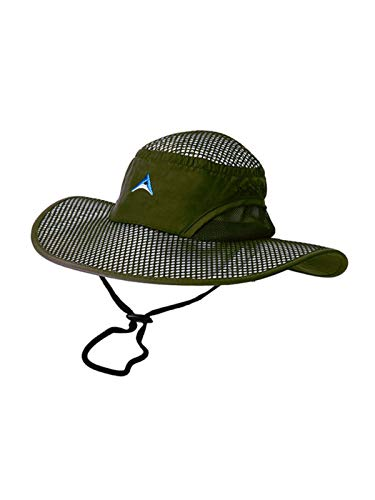 - Alchemi Labs River Hat, Dark Olive Green