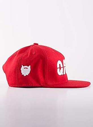 QATAR - RED SNAPBACK