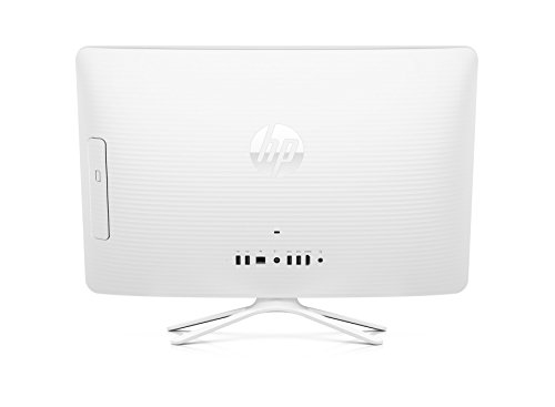 "HP V8N94AA#ABA 23.8"" All-In-One AMD A8-Series 4GB Memory 1TB Hard Drive finish in snow white"