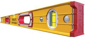 Stabila 37448 48-Inch builders level, High Strength Frame, Accuracy Certified Professional ()