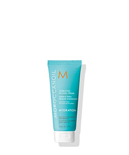 (Moroccanoil Hydrating Styling Cream, Travel Size )
