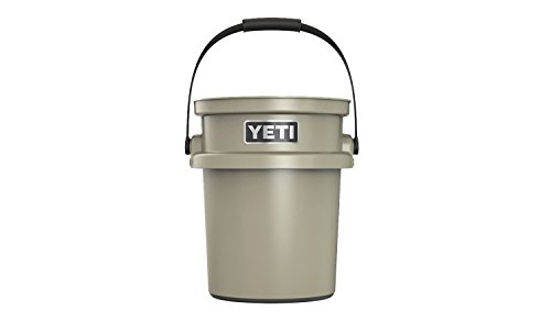 YETI Coolers 26010000006 5Gal Tan Loadout Bucket - Extra Large Bucket