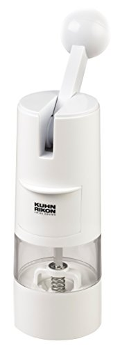 Kuhn Rikon High Performance Ratchet Grinder, White