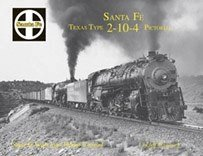 Santa Fe 2-10-4 Pictorial Vol 5 (revised): Roster Photos of Classes 3829, 5000, 5001, 5011 ebook