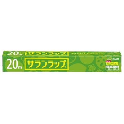 旭化成 サランラップ 家庭用 サランラップ 30cm×20m 1個×60点セット B00PTVX51G