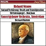 Strauss: Tod Und Verklarung (Death and Transformation), Till Eulenspiegel, Don Juan