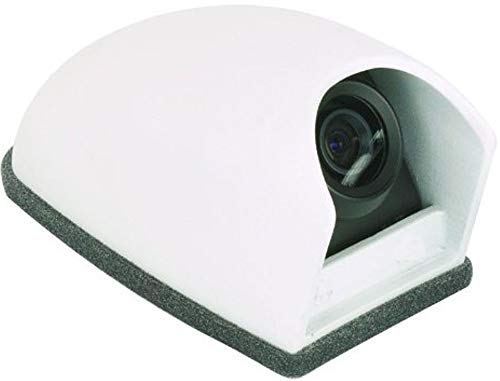 Voyager VCCSIDLWT Left Side View CCD Color Camera, White, 1/3