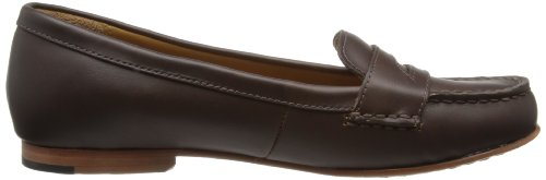 Sebago DARLING CLASSIC B411000 Damen Mokassins Braun (Brown)