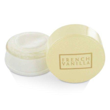 French Vanilla Dusting Powder by Dana With Puff 1.75 Oz