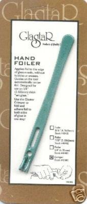 Glastar Hand Foiler-Crimper
