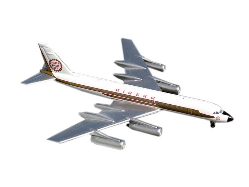 Golden Nugget Convair 990 1:400 Scale GeminiJets GJASA539 Gemini Jets Alaska