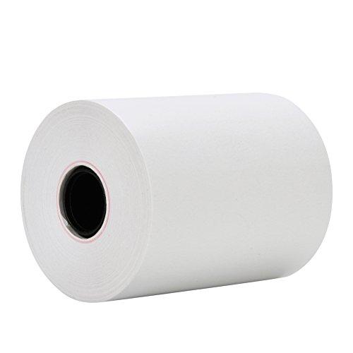 RBHK 3 1/8'' x 230' Thermal Receipt Paper ,Cash Register POS Paper Roll(50 Rolls)