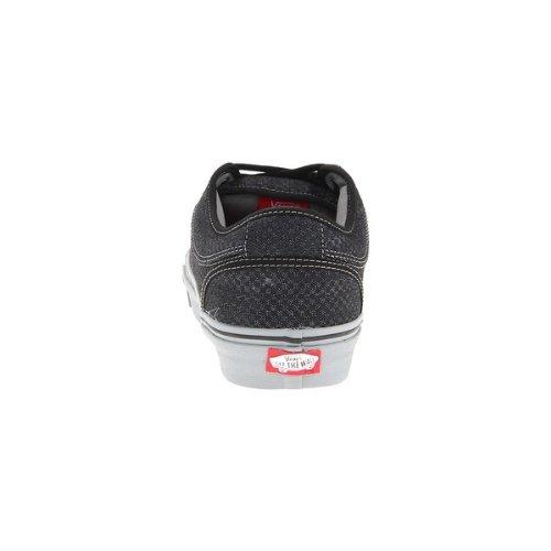 [バンズ]Vans メンズ CHUKKA LOW スニーカー (MICRO CHECK) BLACK ブラック US11.5(29.5cm) [並行輸入品]