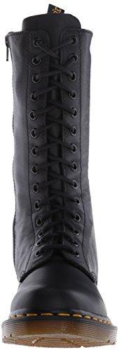 Dr. Martens 1B99, Boots femme Noir (Black Virginia)