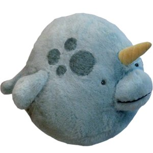 Best Narwhal Whale Cuddly Toys Reviews in 2019 1