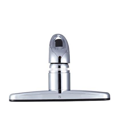 Dura Faucet DF-PK100-CP RV Non-Metallic Pull-Out Kitchen Faucet (Chrome): Automotive
