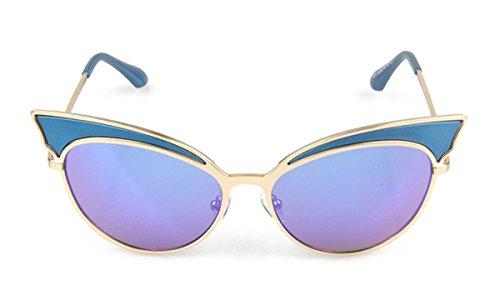 cc944bd54f GAMT Trend Retro Sexy Cat Eye Sunglasses Yurt Chic Cateye Sun Glasses Super  Popular Gold Frame