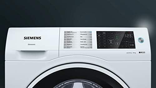 Siemens iQ300 WD14U540 Independiente Carga frontal A Blanco ...