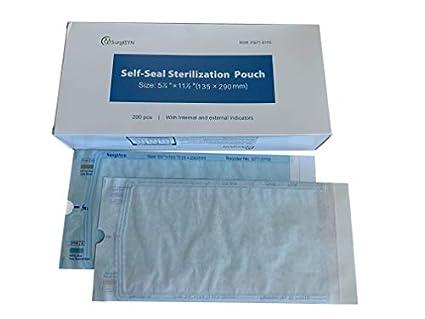 Amazon.com: SurgiSYN - Bolsa de esterilización con ...