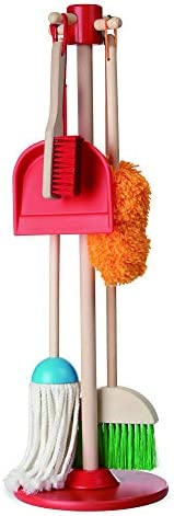 Melissa & Doug Dust, Sweep And Mop